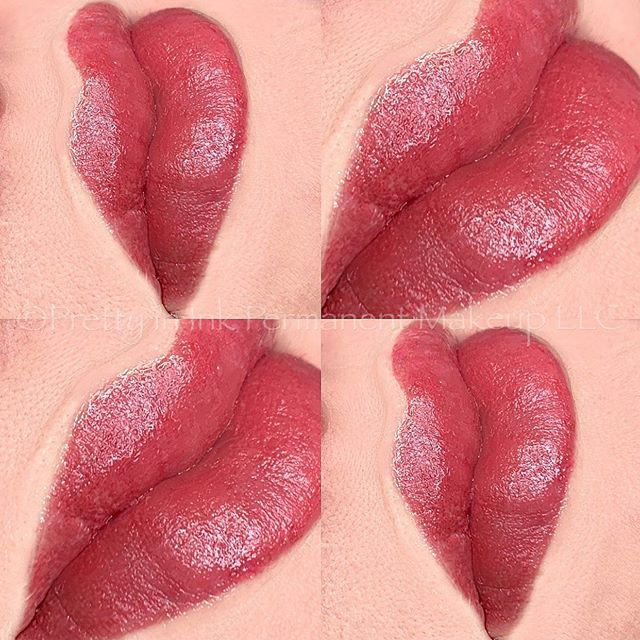 Lip blush! Drooling over these 🤤 🍒They