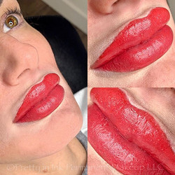 Lip blush aka lip tinting