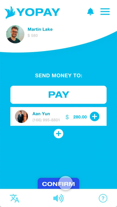 Yopay Payment App