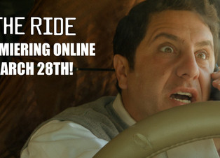 The Ride will be online soon!