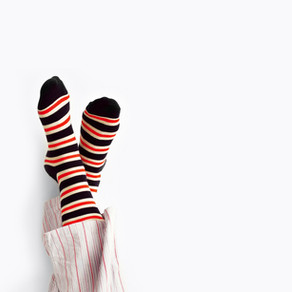 Memorable Darned Socks