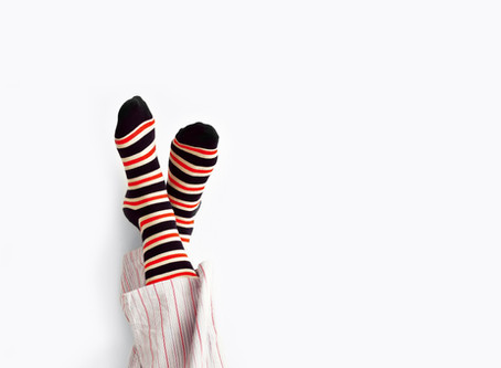 SOCKS AND FOOT HEALTH RELATIONSHIP
