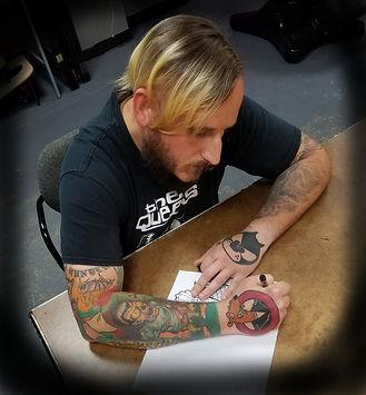 Ben Asby, Arsenal Ink