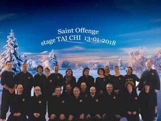 Stage Saint Offenge 13-14 Janvier 2018