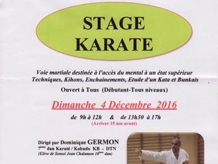 Stage Budokai Paris