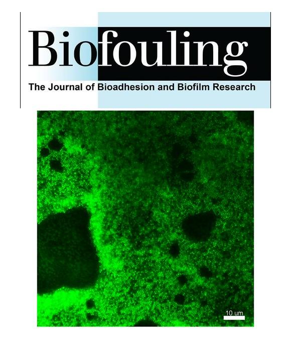 Hosseinidoust-biofilm-increase-biofouling