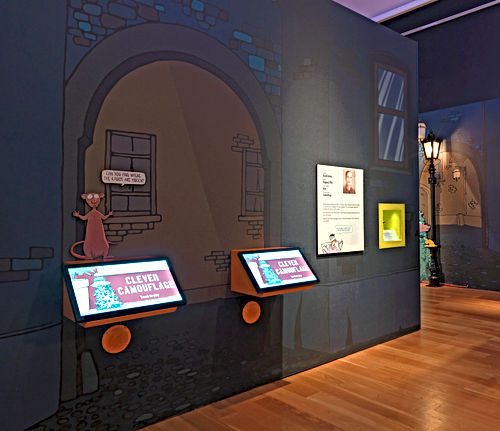Horrible Histories exhibition