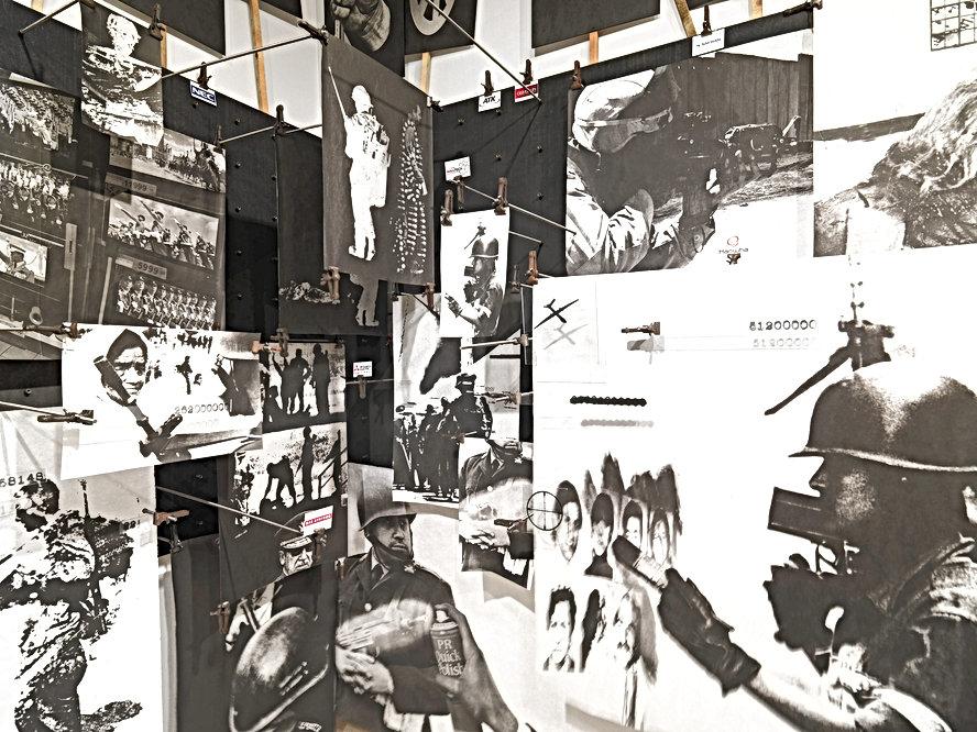 Peter Kennard retrospective exhibition