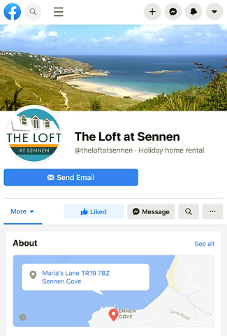 The Loft at Sennen