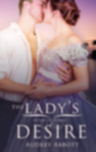 The Lady's Desire, an Abbey Mead Novel, cover