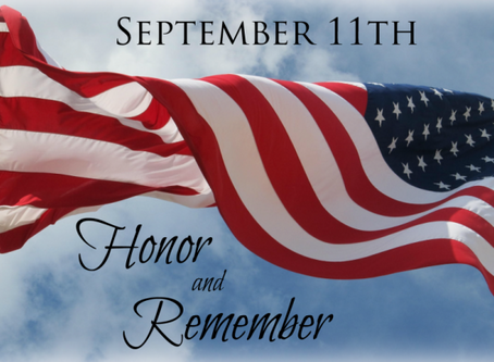 Patriotic Day - September 11
