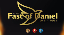 Fast of Daniel third day