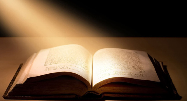Holy bible, how to read?