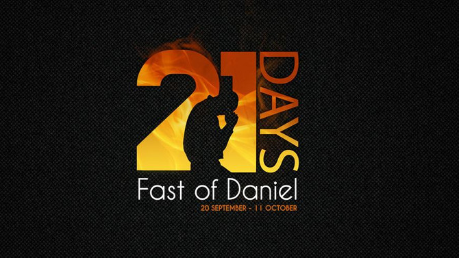 21 Day Fast Of Daniel