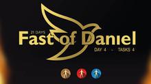Fast of Daniel fourth day