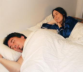 I can finally get a good night's sleep