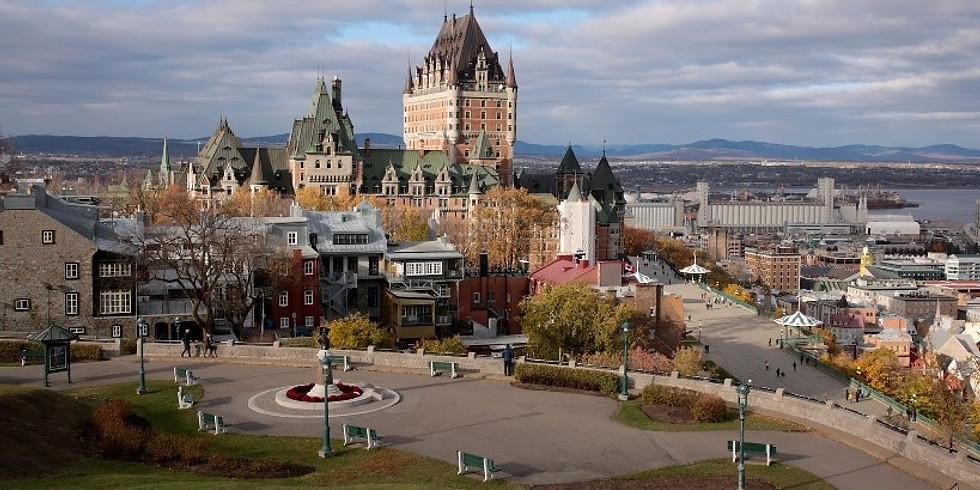 Cycling Québec | St. Lawrence Seaway, Montréal to Québec City
