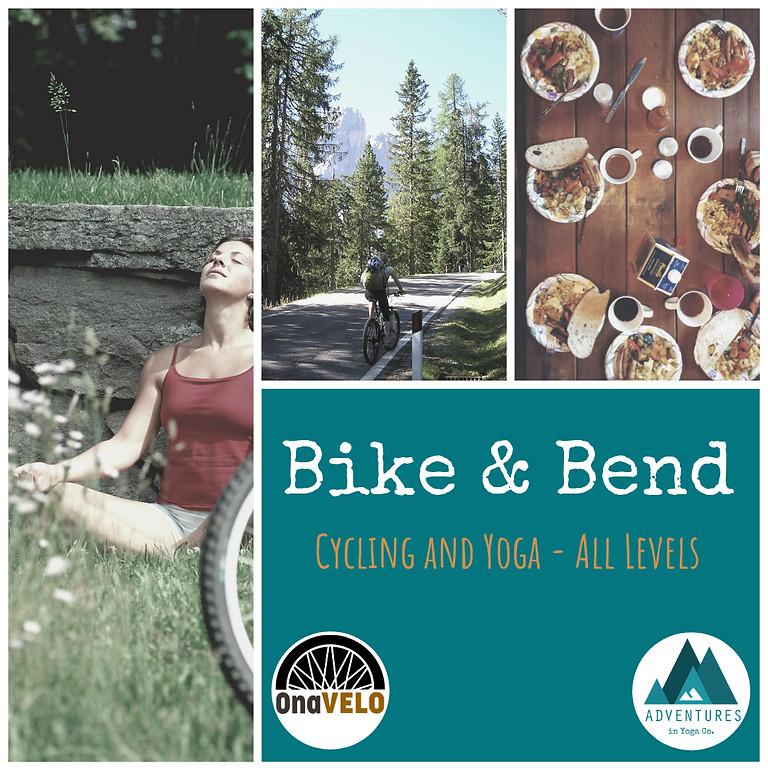 Bike & Bend - Yoga Retreat (Postponed)