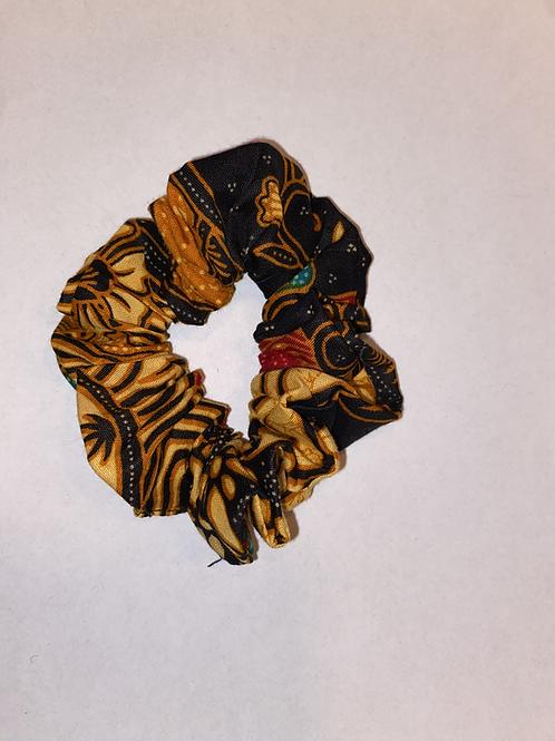Scrunchie Bunga Aztec