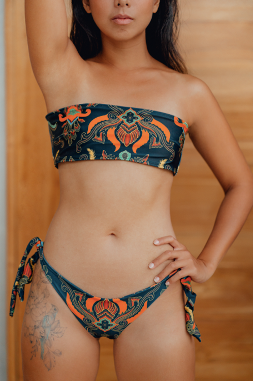 Bikini Gandum Hias
