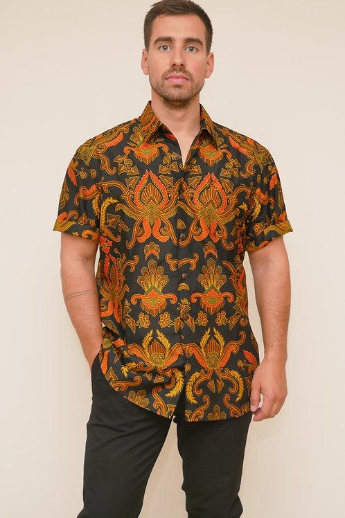 Short Sleeve Shirt -Gandum Hias (unisex)