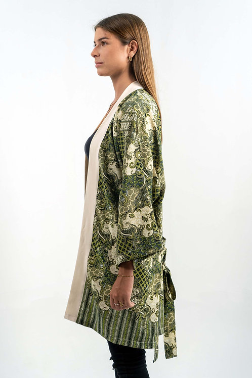 Kimono Sutra Green