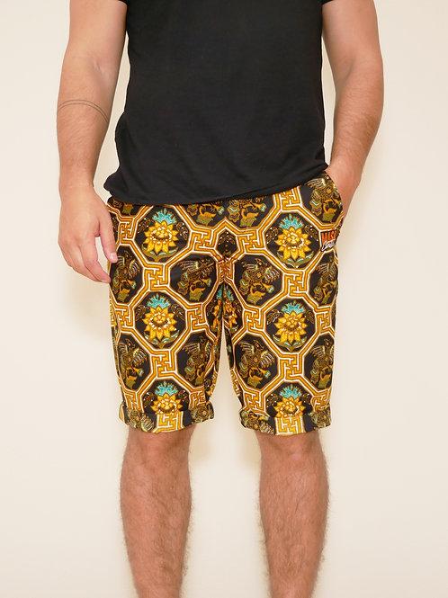 Shorts - Bunga Kuning (unisex)