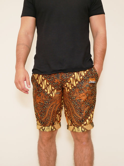 Shorts -Cokelat Bagus (unisex)