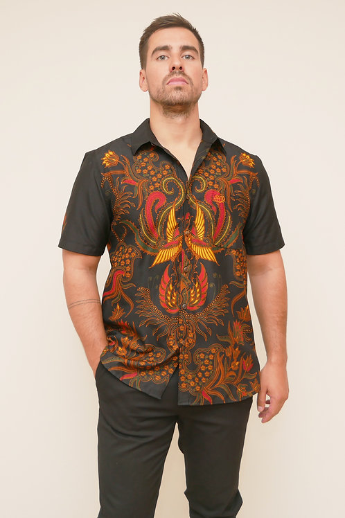 Short Sleeve Shirt -Taman Sayap (unisex)