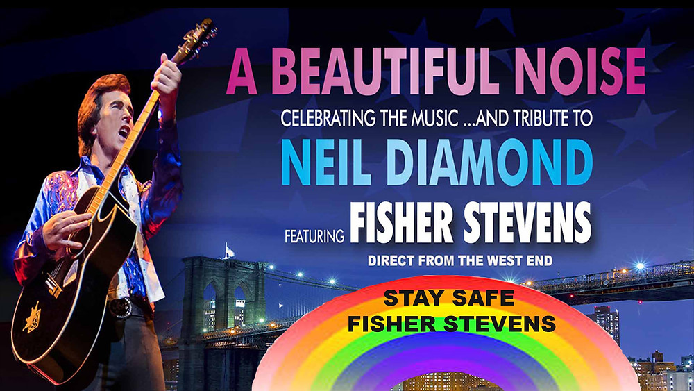 Fisher Stevens Neil Diamond tribute