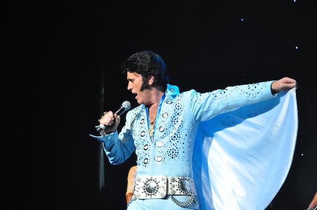 Elvis Tribute Fisher Stevens