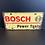 Thumbnail: Nummerplaat van Bosch