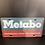 Thumbnail: Nummerplaat van Metabo oud