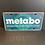 Thumbnail: Nummerplaat van Metabo