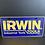 Thumbnail: Nummerplaat van Irwin
