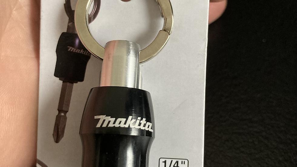 Makita sleutelhanger  bitshouder