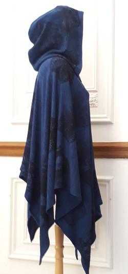 azul francia y negro