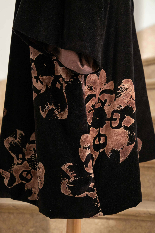 magnolia y cañas negro