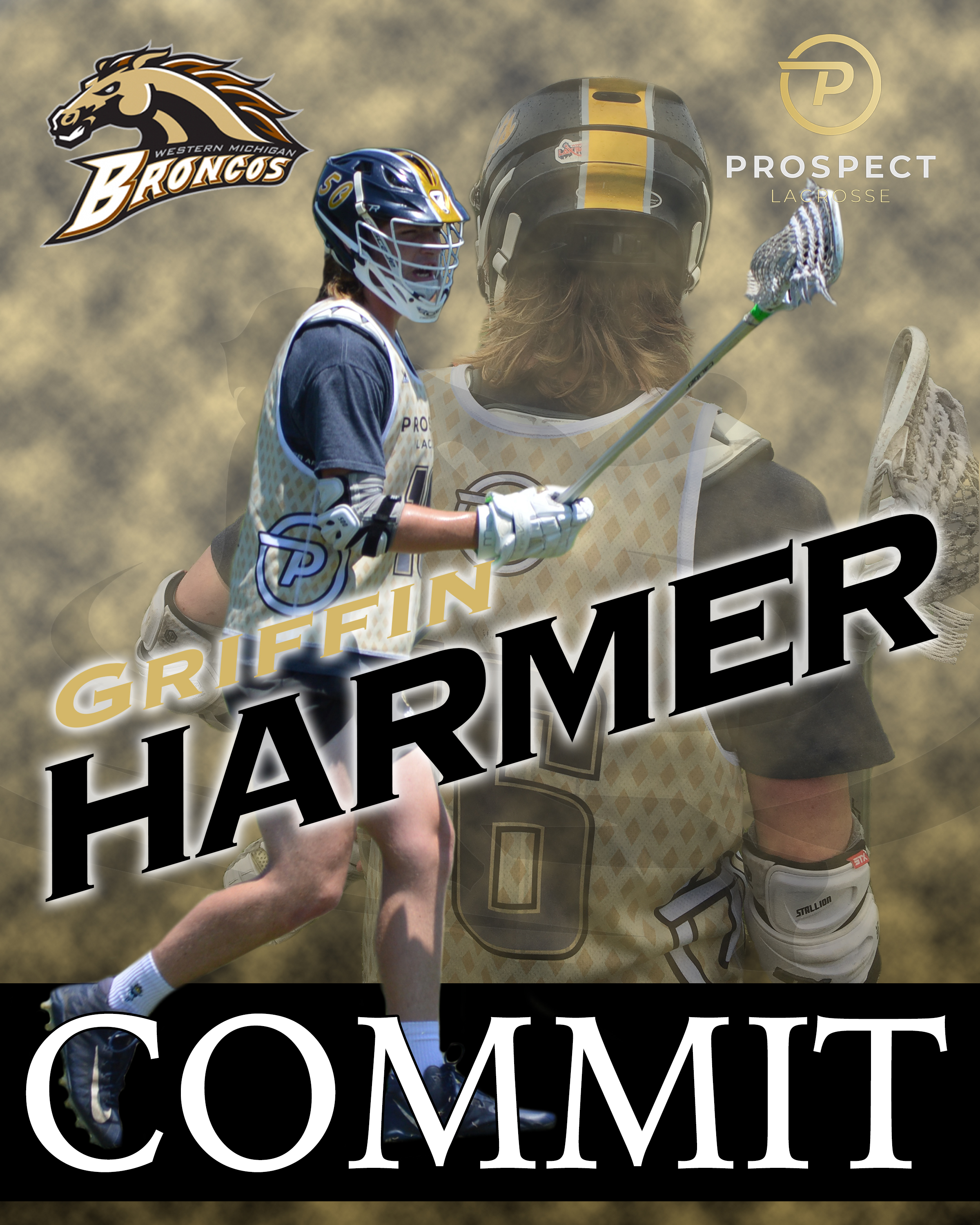 Griffin Harmer Commit