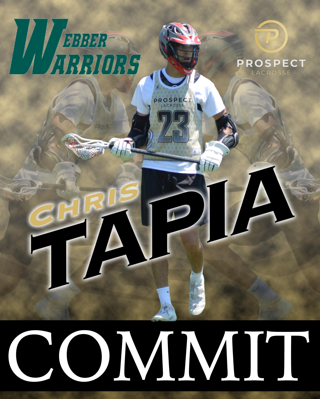Chris Tapia Commit