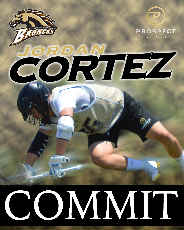 Jordan Cortez Commit
