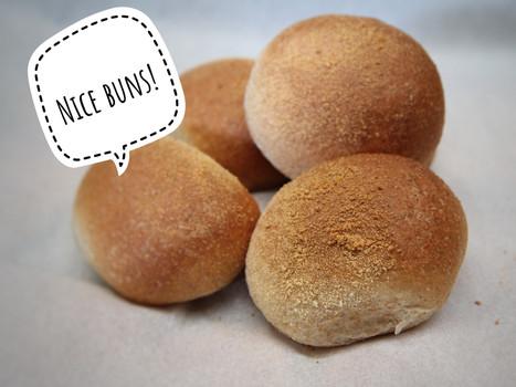 Wheat Pan de Sal