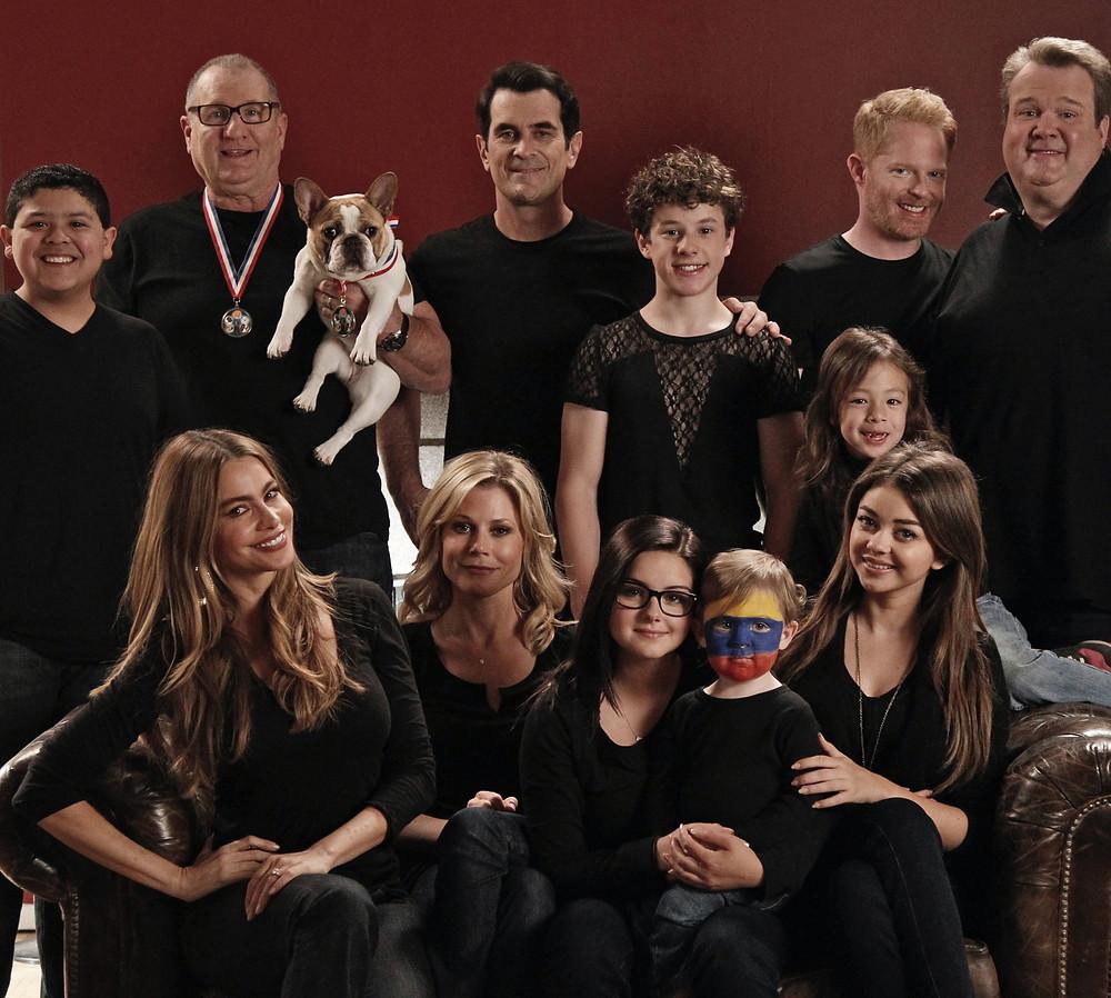 Modern Family - FOX/TV2, Danmark