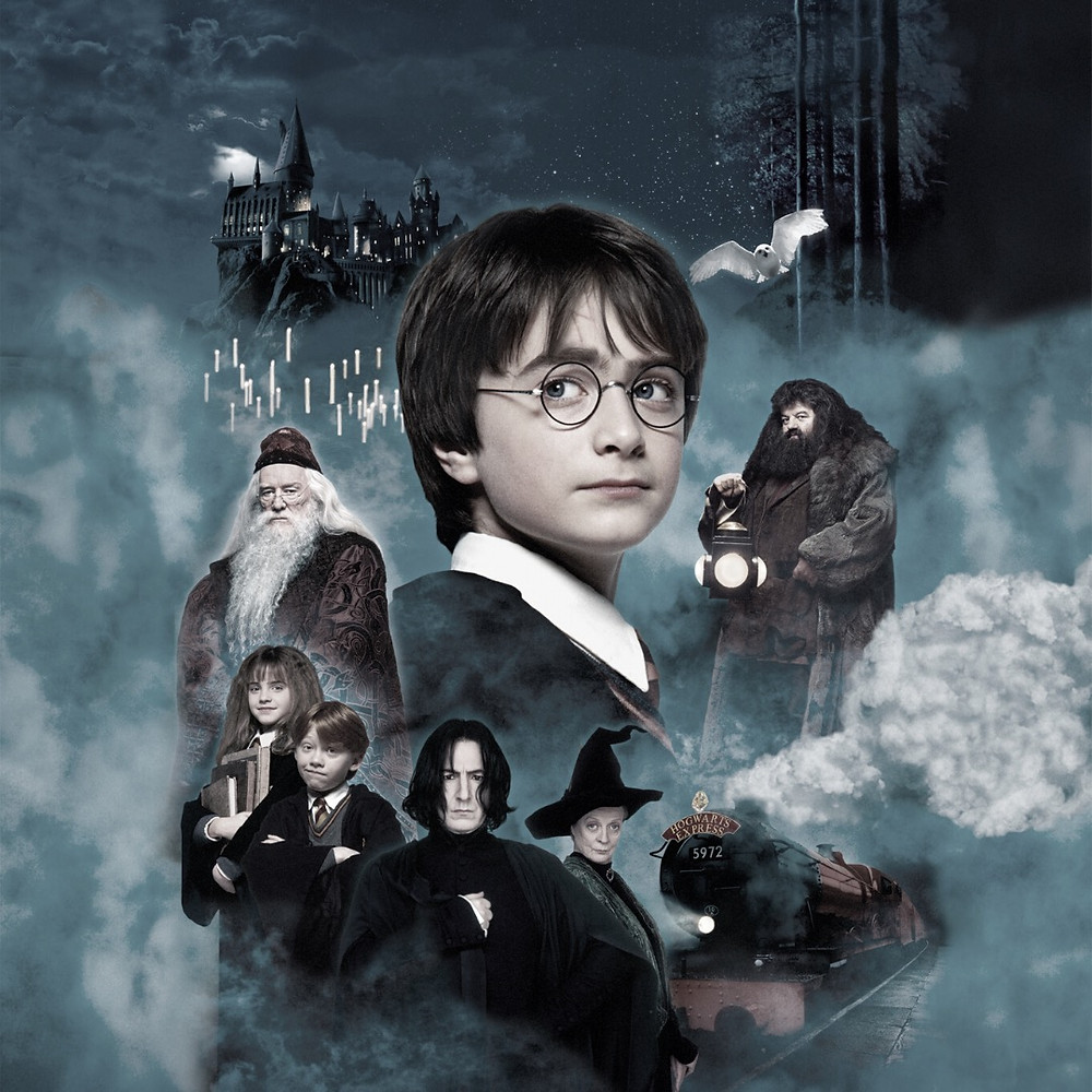 'Harry Potter and the Sorcerers Stone'