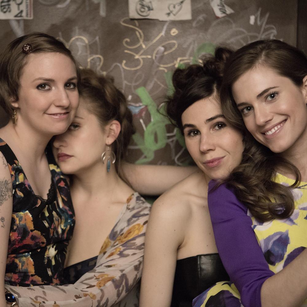 Girls/Credit: Mark Schafer, HBO