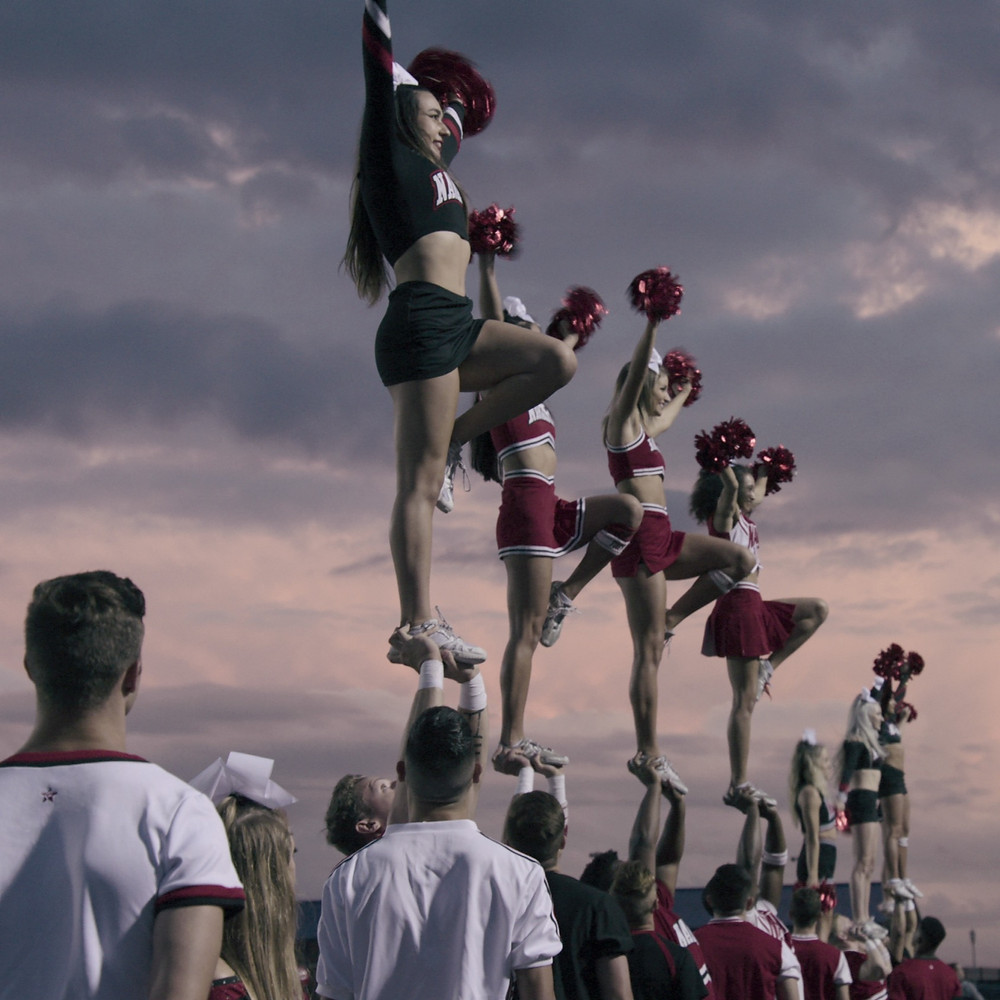 'Cheer'/Netflix