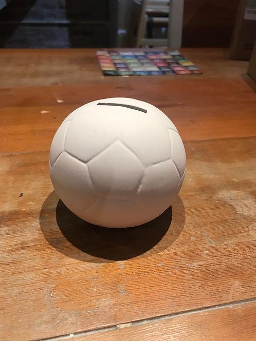 Soccer Ball Bank