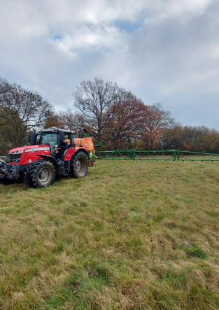 On farm contracting