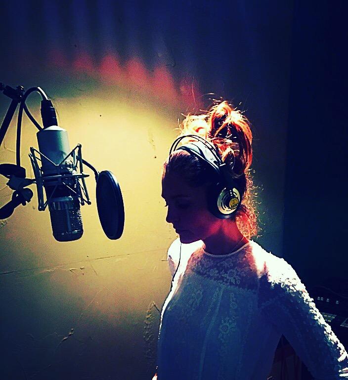 Leesa @ Atlantis Recording Studio