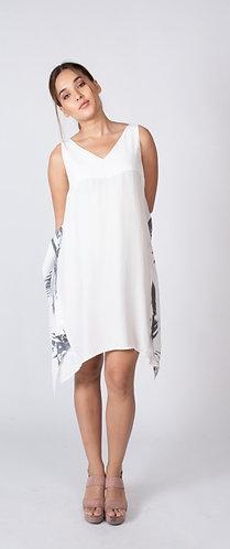 Graphic Stella Layer Dress
